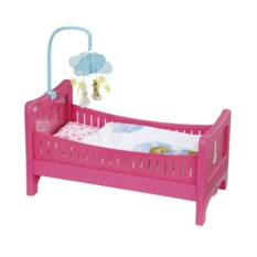 Аксессуары для куклы Zapf Creation Baby born Кровать