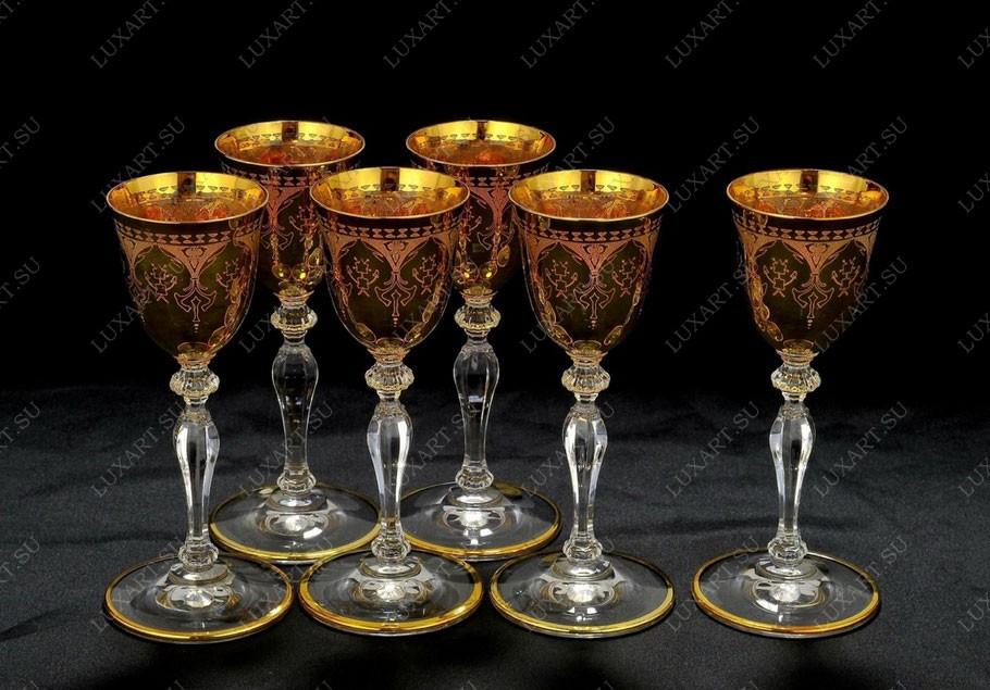 Набор из 6 рюмок для водки Same Cristallerie