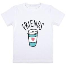 Детская футболка Best friends
