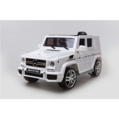 Детский электромобиль Mersedes Benz G63 (BRT Кожа)