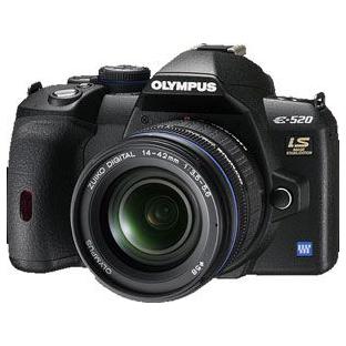 Фотоаппарат Olympus E-520