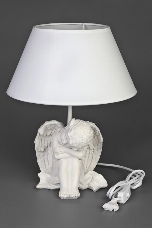 Электрический настольный светильник Спящий ангел