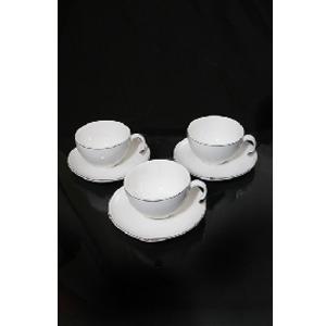 Набор чайных пар «Утонченность»