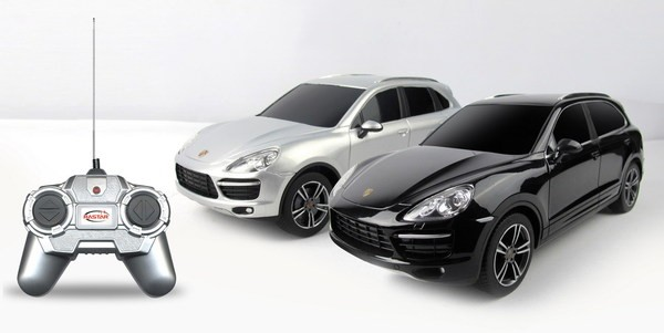 Радиоуправляемая машина Porsche Cayenne