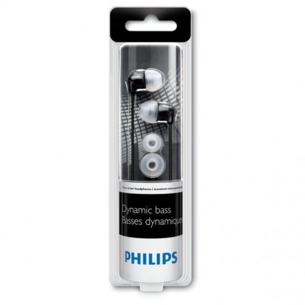 Наушники-вкладыши Philips SHE3590BK/10