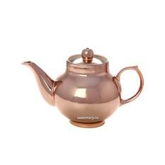 Заварочный керамический чайник под медь для самовара