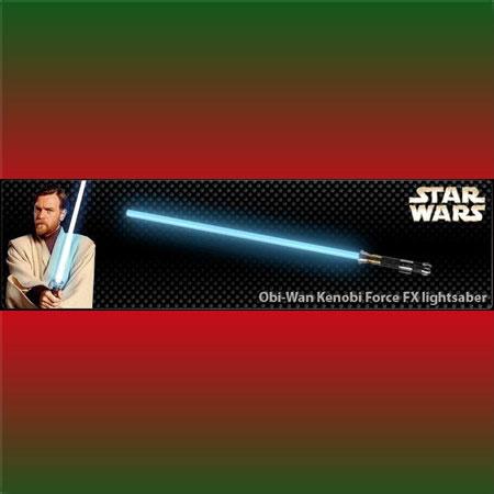 Световой меч Оби Вана Кеноби