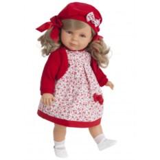 Озвученная кукла-малыш Анита в красном