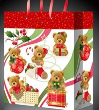 Новогодний пакет Мишки