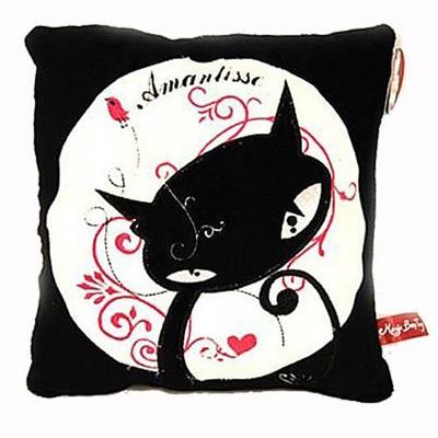 Подушка Чёрный кот