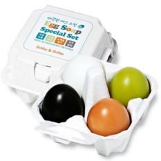 Набор мыла ручной работы Egg soap