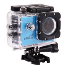 Экшн-камера SJCAM SJ4000 WiFi Blue