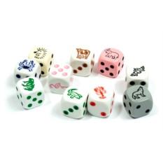 Набор кубиков «С животными»