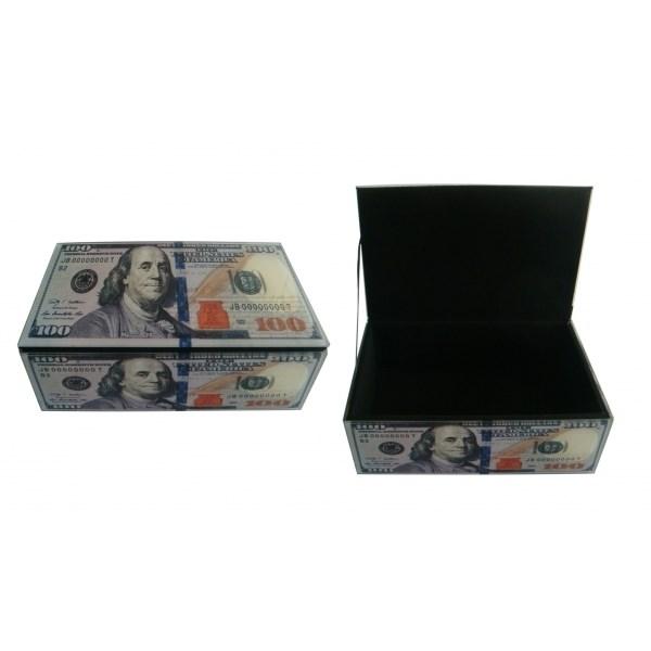 Шкатулка 100$