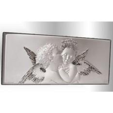 Декоративное панно Ангелочки