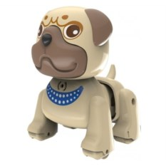 Интерактивный щенок Мопс
