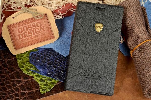 Ударопрочный чехол-портмоне для iPhone 6S / 6
