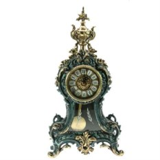Каминные часы с маятником