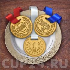 Форма для печенья Медаль