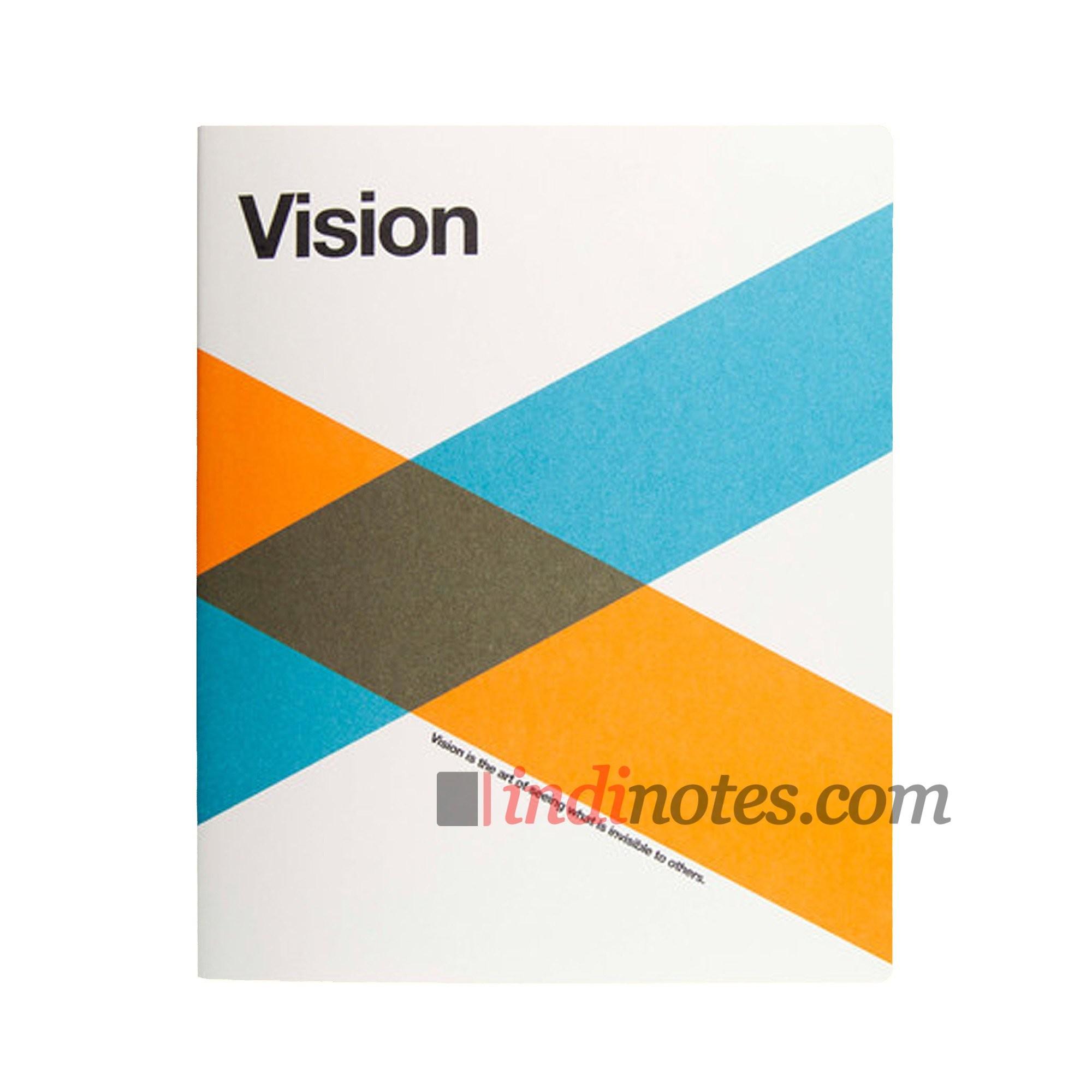 Записная книжка из каменной бумаги Vision Softcover А4