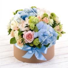 Букет цветов Инфинити