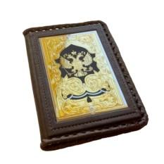 Обложка для паспорта Гербовая
