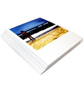 Фотокарточки 8х10 см с вашими изображениями