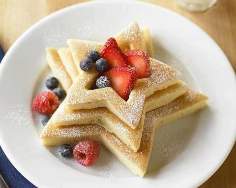 Форма для выпечки и печенья Звезды