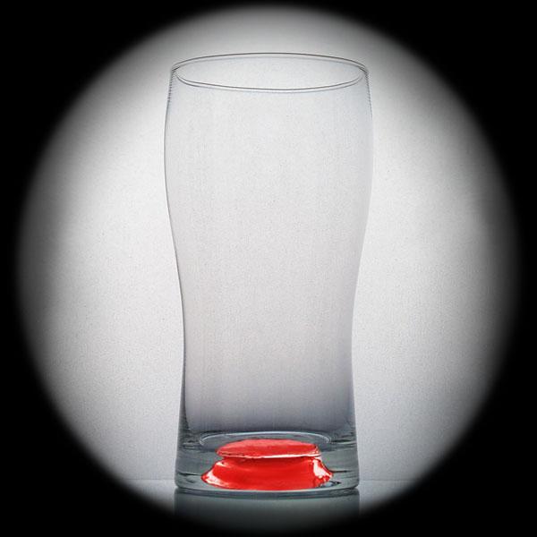 Бокал красный GS Beer