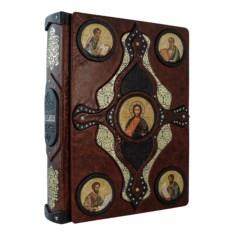 Библия с иконами