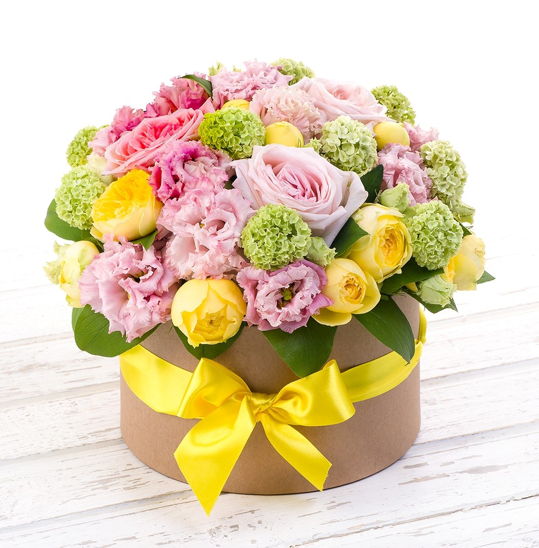 Букет цветов Лилипоп