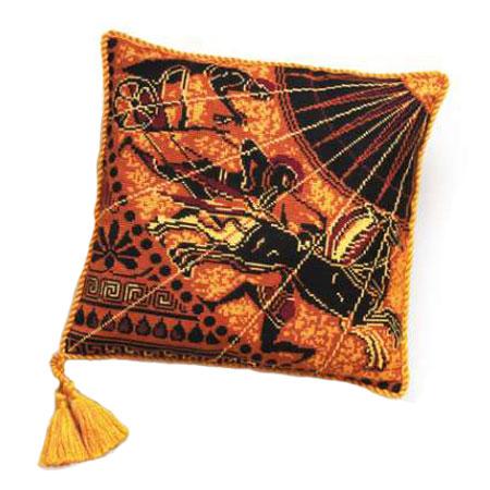 Набор для вышивания «Подушка греческая»