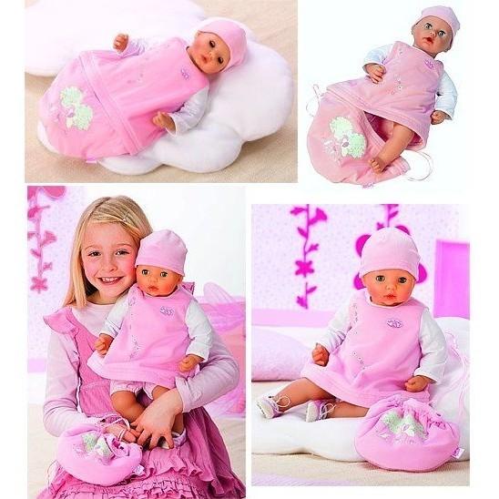 Спальный конверт-трансформер для куклы Annabell