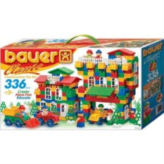 Конструктор Bauer серии Classic (336 элементов)