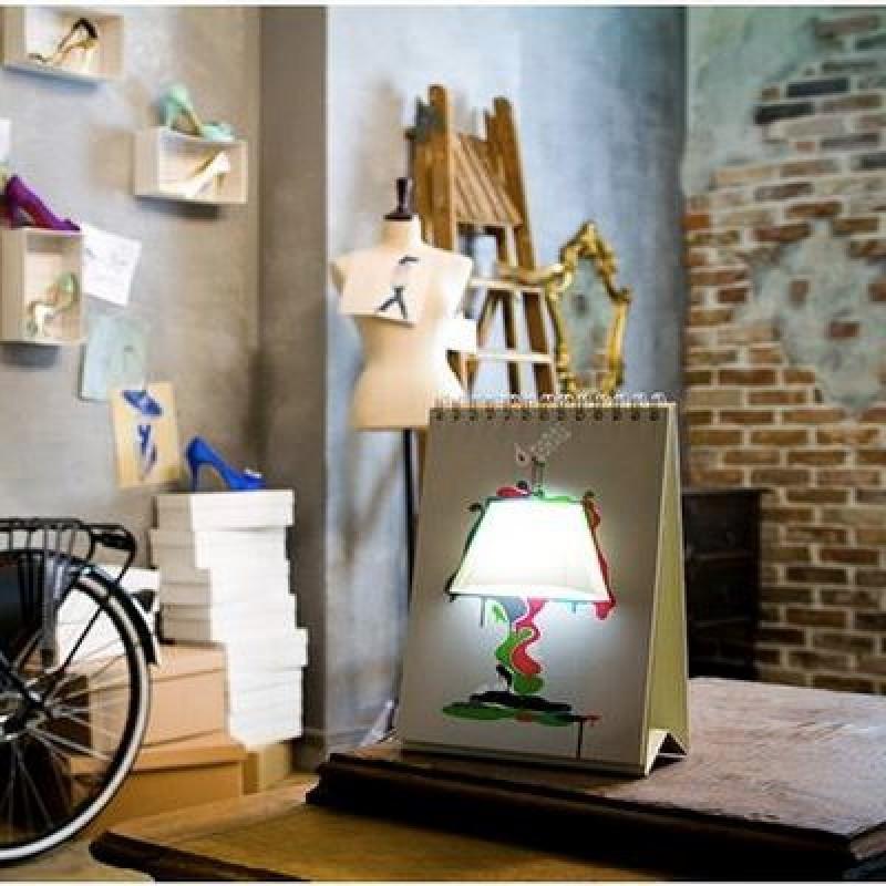 Лампа-блокнот Page Lamp