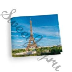 Кожаная обложка для студенческого Champs Elysees