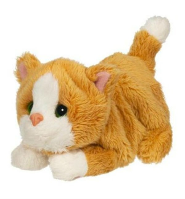 Игрушка FurReal Friends Рыже-белый котенок