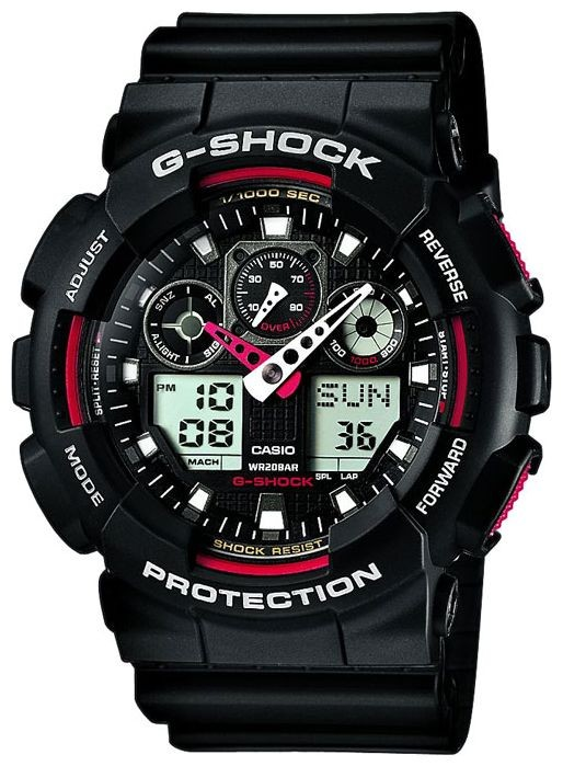 Часы Casio G-Shock GA-100-1A4 Classic Collection