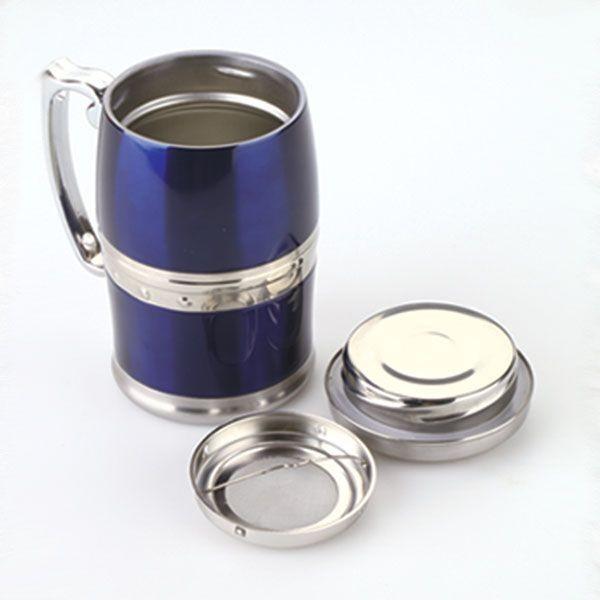Магнитная кружка-термос Живая Вода Bradex OP409