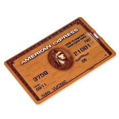 USB карта 8GB american express Эврика
