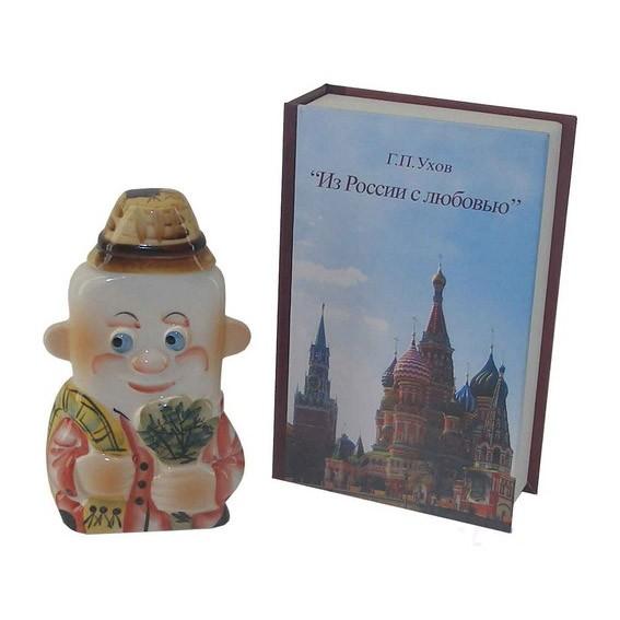Набор «Баньщик» в упаковке «Книга»