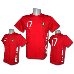 Футболка «Португалия»