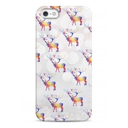 Чехол Deer для телефона iPhone 5,5S,SE