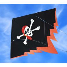 Управляемый воздушный змей «Веселый Роджер»