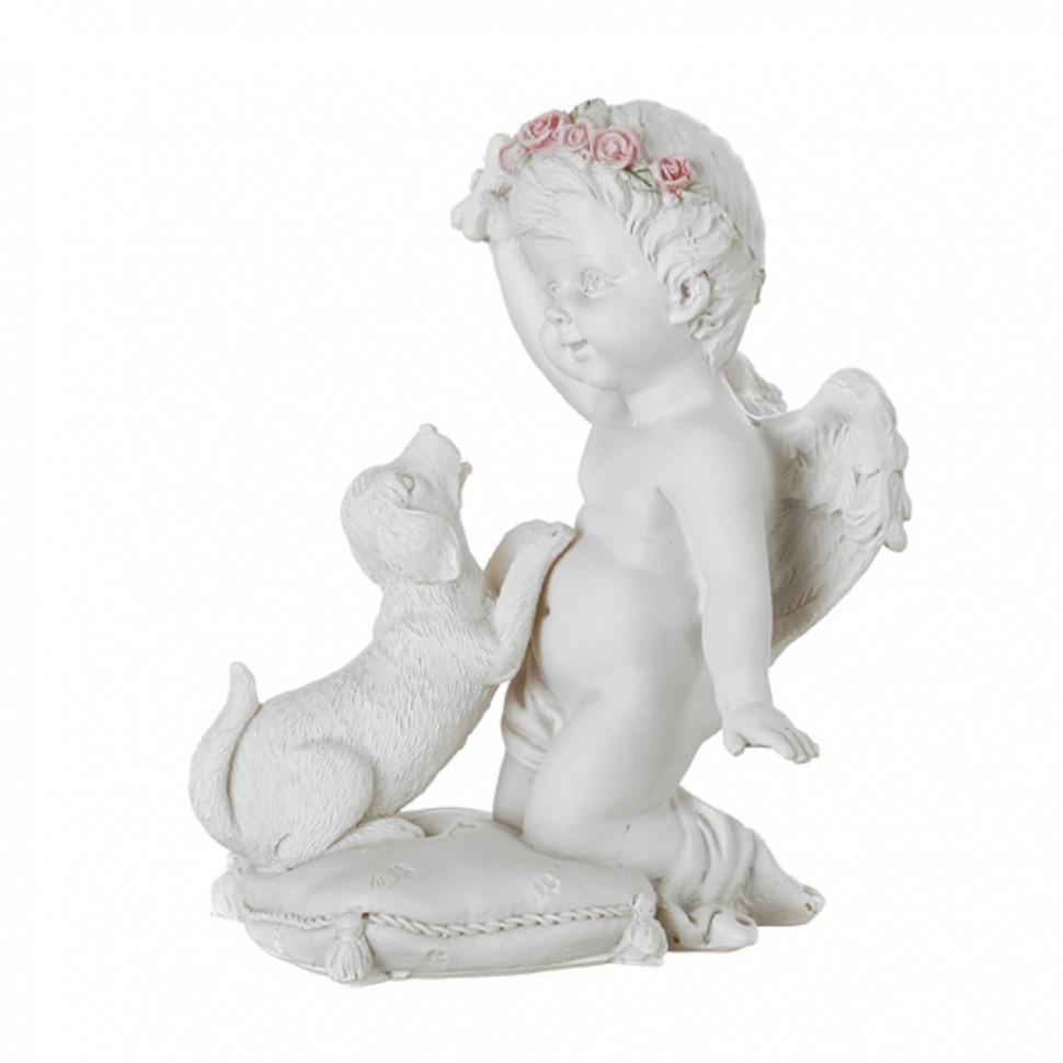 Фигурка Ангел с собачкой
