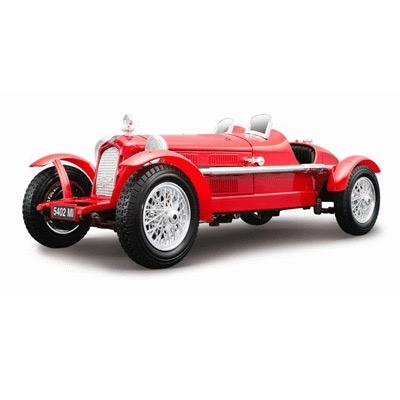 Машина Alfa Romeo 8C 2300 Monza (1931) 1/18