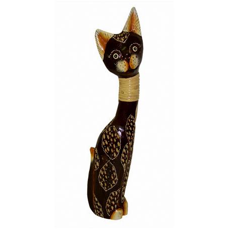 Статуэтка «Кошка с ошейником»
