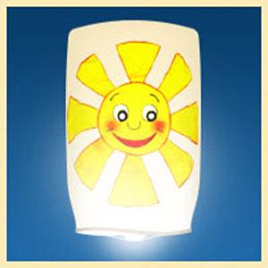 Небесный фонарик «Солнышко»