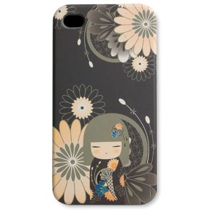 Чехол для IPhone 4/4S Юа - (Yua) - «Добро»