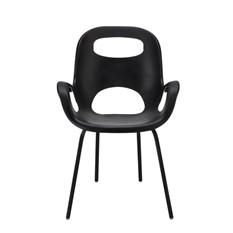 Черный стул Oh Chair